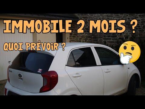 Tutoriel Auto #10 Que faire si ma voiture ne bouge pas pendant 2 mois ?