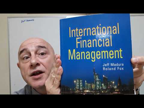 International Finance - Lecture 06