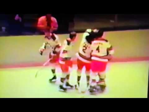 New York Rangers 1971 Triple OT Playoff Win vs Chi