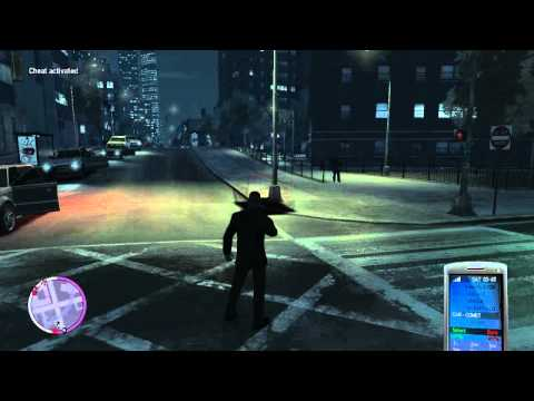 B.Z.G - สูตรต่างๆ ใน GTA IV episode form Liberty City