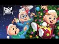 Gambar cover The Chipmunk Song Christmas Don't Be Late - Alvin and The Chipmunks | Fox Family Entertainment