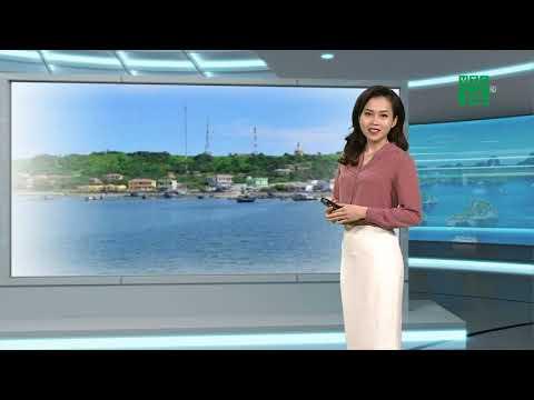 Thời tiết biển 06/03/2021: Hầu khắp khu vực biển Đông thời tiết tốt, tầm nhìn xa trên 10km   VTC14