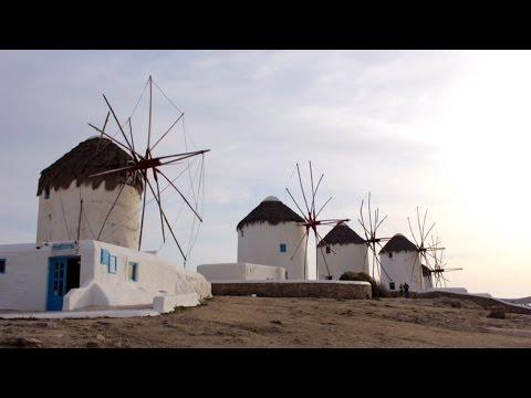 Mykonos Island Vlog / Остров Миконос Влог