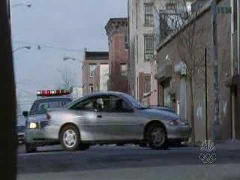 Third Watch - Joey Mann car chase