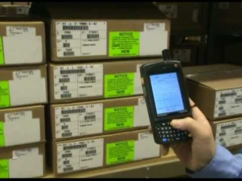 Barcode: ABC Simple Inventory Tracking Demonstration Video