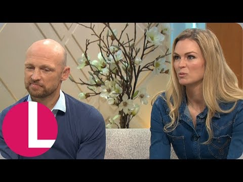 Matt Dawson and His Wife Were Told Their Baby 'Might Not Come Home' Amid Meningitis Scare | Lorraine