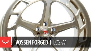 Vossen Forged | LC2-A1 Wheel | Patina Gold
