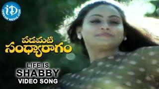Padamati Sandhya Ragam - Life is shabby without you baby video song     Vijayashanti    Thomas Jane