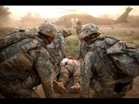No Giving Up by Crossfade (support our troops)