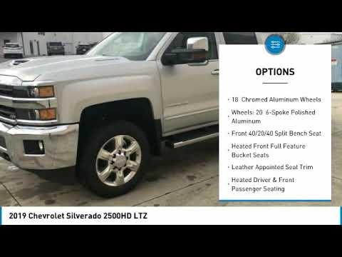 2019 Chevrolet Silverado 2500HD 2019 Chevrolet Silverado 2500HD LTZ FOR SALE in Cullman, AL 19-459