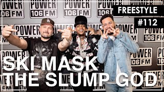 Ski Mask The Slump God Pays Homage To Busta Rhymes With L.A. Leakers Freestyle - Freestyle #112