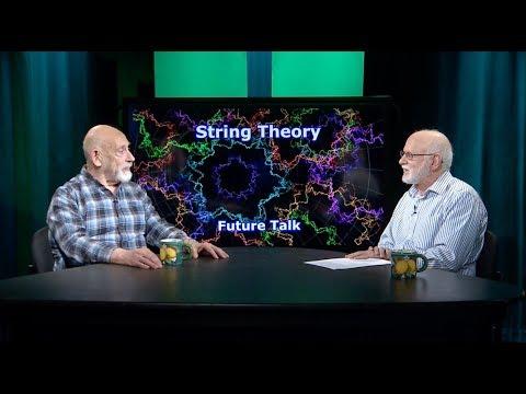 Future Talk #98 - String Theory