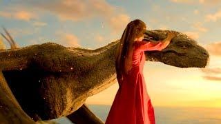 絕色美女愛上一隻龍?生了孩子是龍還是人呢?俄羅斯精彩大片《他是龍》