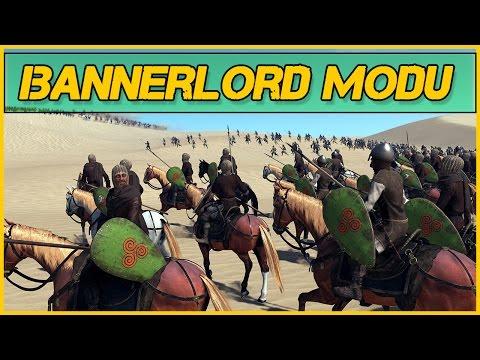 BANNERLORD MODU ÇIKTI - XI Latin Warband Modu (Türkçe)