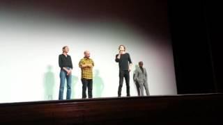"""Love"" Screening Intro By Gaspar Noe"