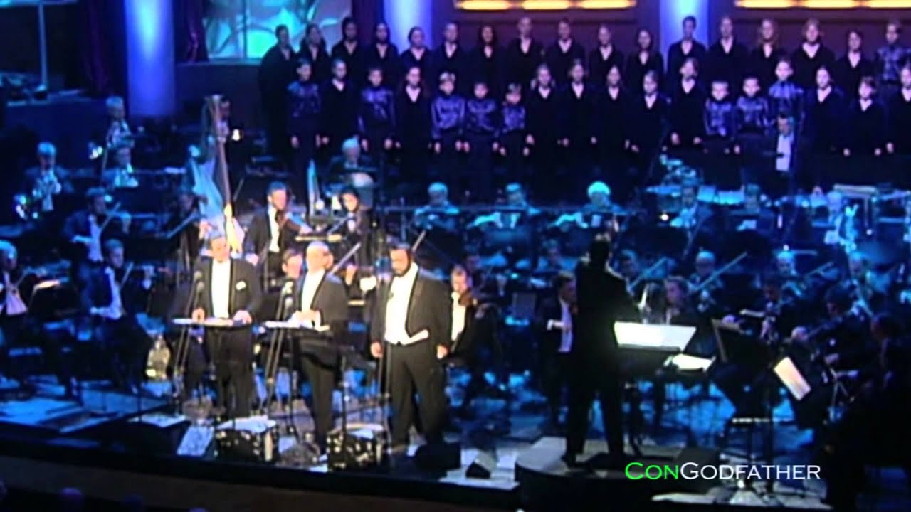 The Three Tenors - I'll Be Home for Christmas | Christmas in ...