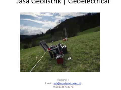 Jasa Geolistrik | Geo Electric Kota Batam Kepulauan Riau