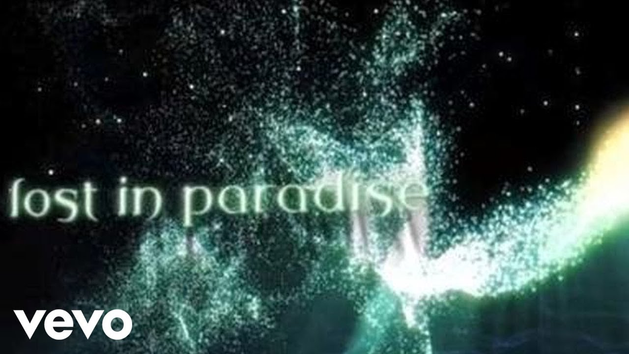 Evanescence - Lost in Paradise (Lyric Video)