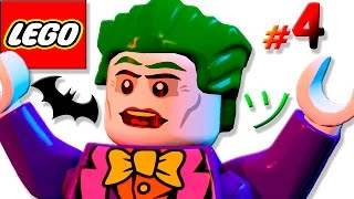 😁😁😁 Лего мультик игра про Бэтмена [4] Приключения в космосе   Это вам не лего фильм 😀 Семен Плей