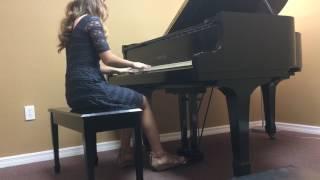 Madison Haney - Sacro-Monte, Op.55, No. 5 - Joaquin Turina