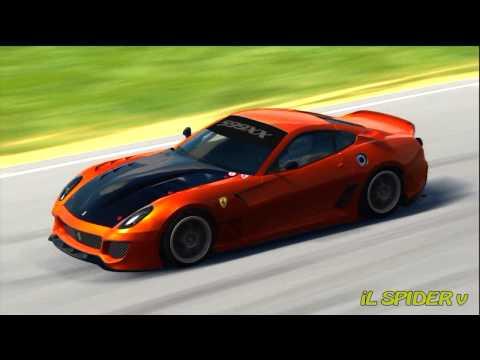 GMV - Forza Motorsport 3 - Ferrari 599 XX - Fluke - Switch Twitch