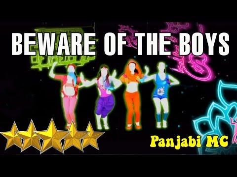 Beware Of The Boys - Mundian To Bach Ke  &  Panjabi MC | Just Dance 4 | Best Dance Music