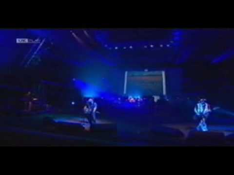 Manic Street Preachers - My Little Empire (Glastonbury 1999)