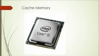 What is primary and secondary memory