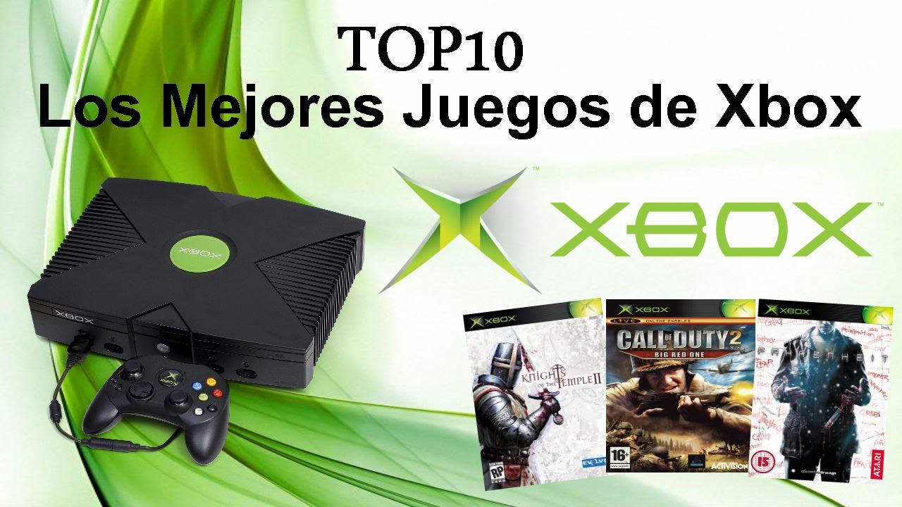 Top 10 Los Mejores Juegos De Xbox Clasica Youtube