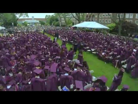 Brooklyn College Commencement