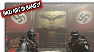Germany allowing Nazi imagery in video games now!
