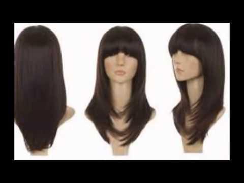 V Cut Hair Style Youtube