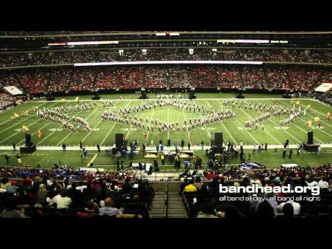 South Carolina State University @ Honda Battle of the Bands 2012
