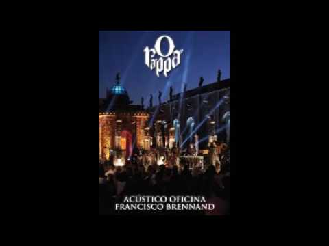 acústico o rappa 2016- oficina Francisco Brennand-cd completo