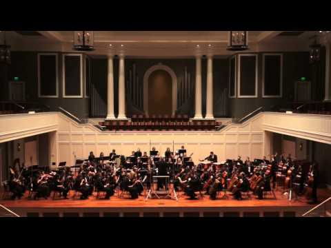 Firebird Suite Belmont University Symphony Orchestra