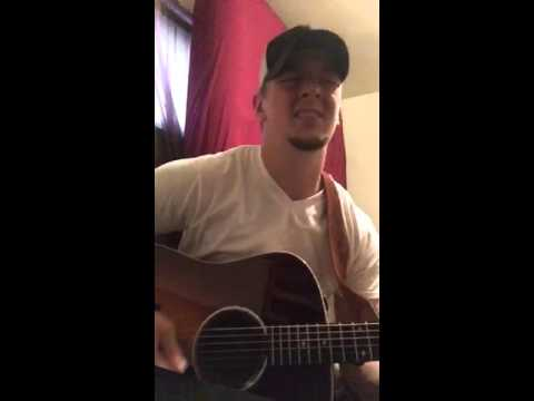 Stoney LaRue- Down In Flames cover by Brent Splawn