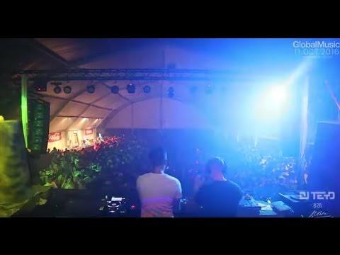 Teyo B2B Ivan X-treme @ Global Music 2016. Pilares Zaragoza