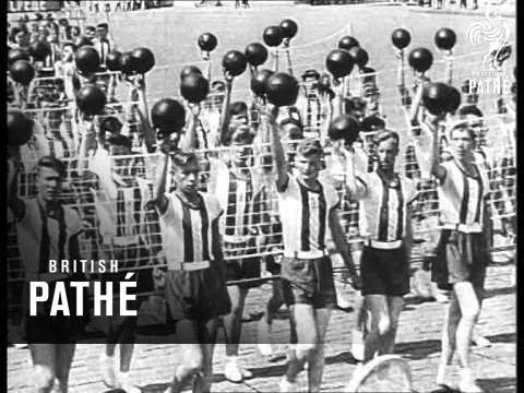 Soviet Sports Parade