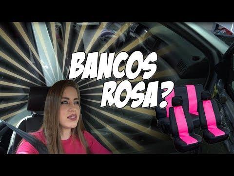 VLOG7008 - EP5 NOVOS BANCOS DO COROLLA DA LEKA + BURNOUT DE MERCEDES NA LEDD!