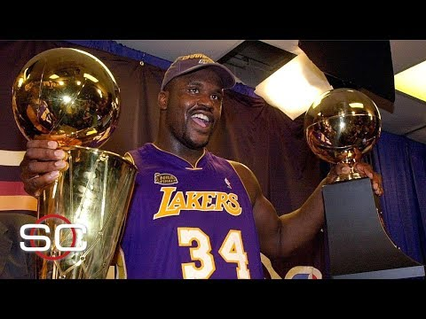 Shaq dominated the NBA as one of the baddest big men in history | SportsCenter