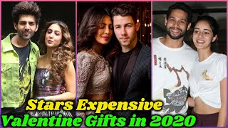 10 Most Expensive Valentine Gifts in Bollywood in 2020