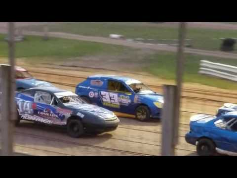 6/16/17 - Hornet Feature - Red Cedar Speedway
