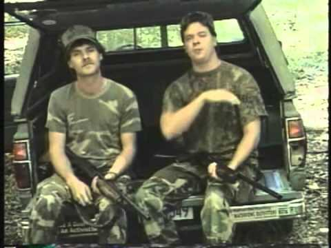 """Hunter Safety"" Turkey Hunting Outdoors with TK and Mike"