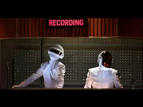 Daft Punk, Pharrell & Stevie Wonder - Get Lucky (Grammy`s 2014) [LIVE] - 720p