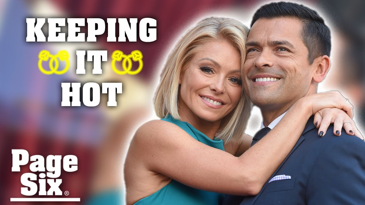 Kelly Ripa and Mark Consuelos keep it hot after 24 years of marriage   Page Six Celebrity News thumbnail