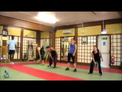 Olympus Fitness Courses - Kettlebell Course