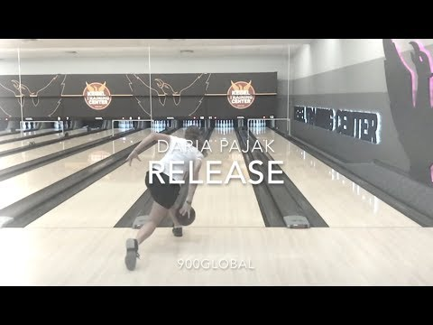 Girl with the highest rev rate on PWBA✖️ Daria Pajak release in slow motion