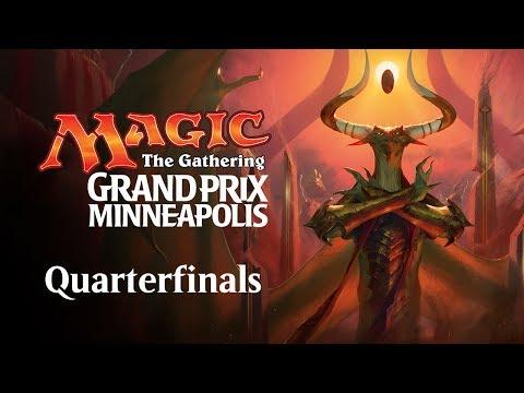Grand Prix Minneapolis 2017 Quarterfinals