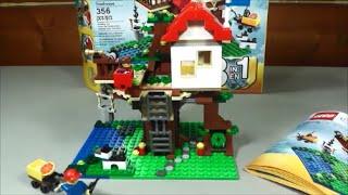 Lego Creator 31010 Treehouse Advanced Build