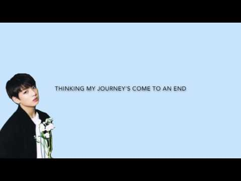 BTS Jungkook – 'Purpose' (Cover) [Eng lyrics]